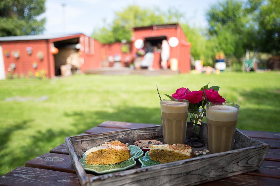 bed and breakfast västkusten cafe